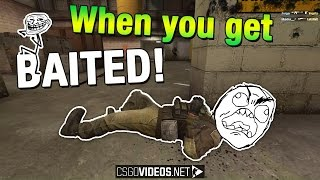 Master Bait -  Funny! | CS:GO