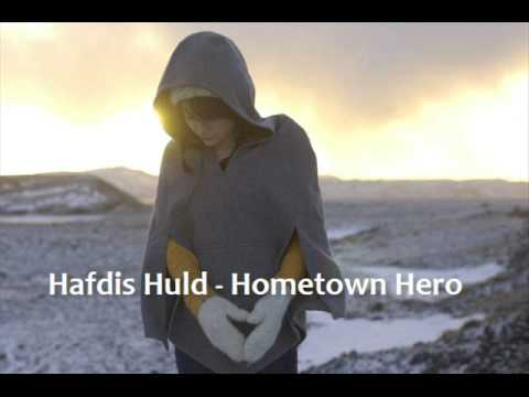 Cover image of song Hometown hero by Hafdís Huld