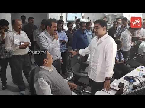 Phethai Cyclone Live Updates | Nara Lokesh Inspects | AP CM Chandrababu | Kakinada | YOYO TV Channel