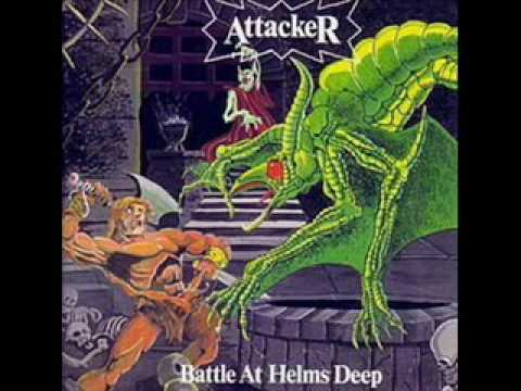 Attacker - The Hermit