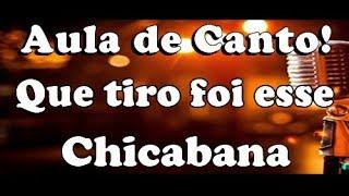 karaoke que tiro foi esse - Chicabana