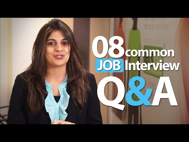 Interview question and answers - Job Interview Skills