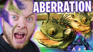 Ark: ABERRATION! - MANY MANY DEATHS!! [#1] |Aberration Gameplay|
