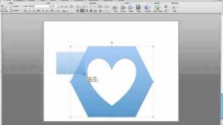 Combine shapes in Office for Mac 2011