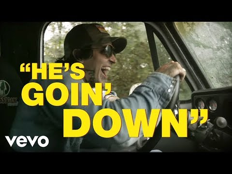 Yelawolf - Down (lyric Video) video