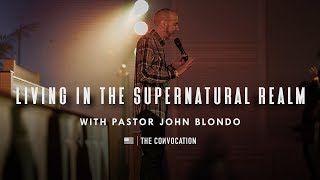 John Blondo | NYC Convocation | Burning Ones | Session 5