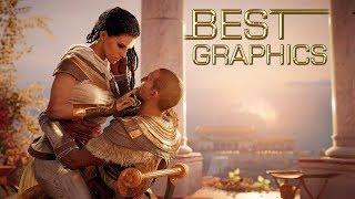 10 Best GRAPHICS of 2017 [4K Video]