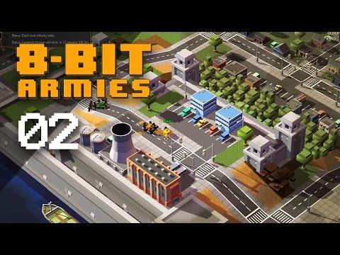 8-Bit Armies [#02] - Schnell ist wohl doch nicht   Let's Play