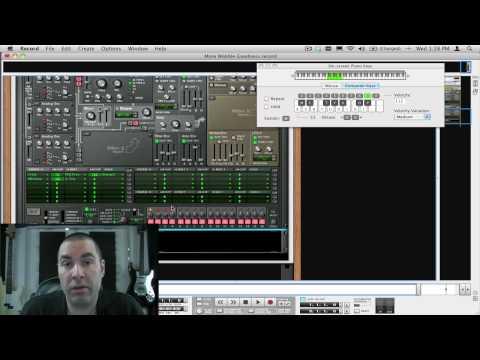 52 Reason / Record Tips - Week 3: Advanced Dub Step Wobble Bass Sound Design