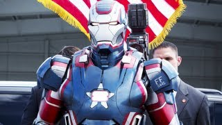 Dredd - Iron Man 3 Trailer 2012 - Official 2013 Movie [HD]
