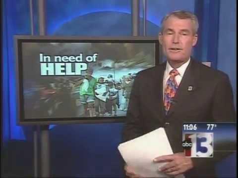 Bob Salter Report:  Hurricane Katrina Victims In Need of Help In Las Vegas