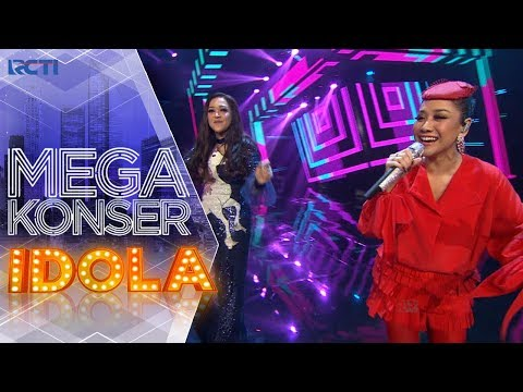 "Download MEGA KONSER IDOLA - Maia feat. BCL ""Teman Tapi Mesra"" 28 November 2017 Mp4 baru"