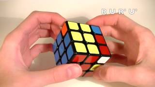 TUTORIAL cz. 1 - Jak ułożyć kostkę Rubika - metoda podstawowa