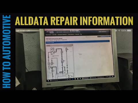 How to Automotive Product Review of  ALLDATA - OEM Repair Information for Automotive Repair