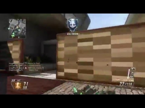 Seven man feed Black ops2