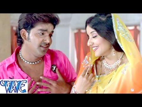 Bhauji Hamse Hanse Bole  - भौजी हमसे हँसे बोले के परी - Devra Bada Satavela - Bhojpuri Hot Songs Hd video