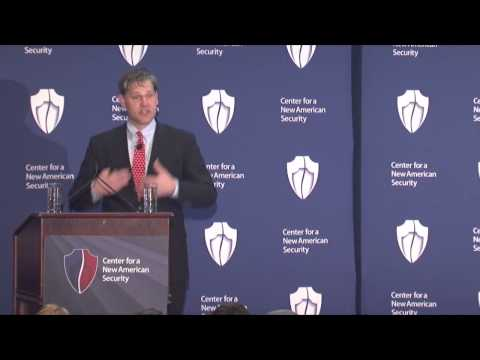 Video: CNAS 2013 Annual Conference: The Big Shift- The Geopolitics of the U.S. Energy Revolution