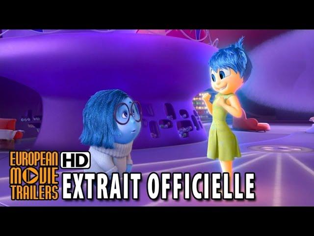 Vice-Versa Extrait 'Premier jour d'école' (2015) HD