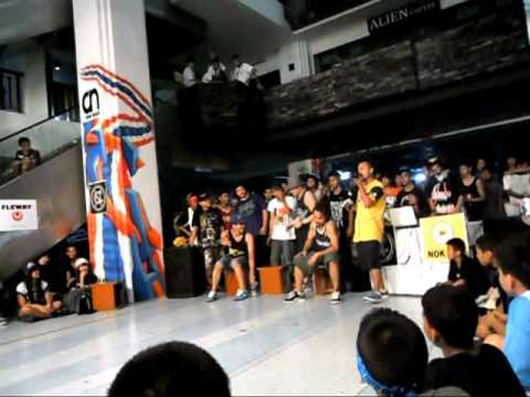 Judges Showsase - BBoy(Oman / rookie / T) PPM4IT Thailand