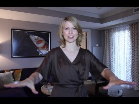 Samantha Brown Room Tour - The Cosmopolitan Hotel Las Vegas