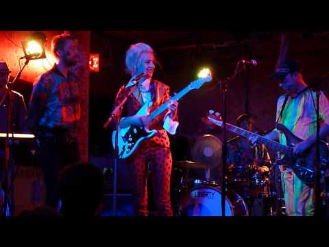 Beth Jeans Houghton &amp; The Hooves of Destiny - HD &#039;Devil in Disguise&#039;  Glasgow Stereo 22/09/12