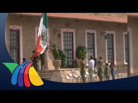 Niño cumple sueño de ser miembro del Ejército | Noticias de San Luis Potosí