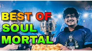 Soul MortaL All 1 vs 4 Moments | Clutch | Squad Kills Montage