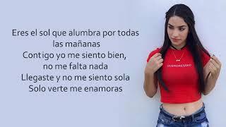Kim Loaiza, JD Pantoja - Amándote (Letra / Lyrics)
