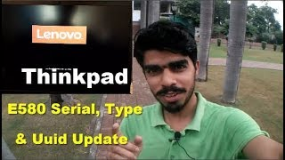 Lenovo Thinkpad E580   8th Gen   Serial Number, Type, UUID, Error   Laptop   System   #MR   M R.Com