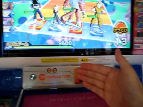 How To Play Dragon Ball Heroes Arcade Game (English)