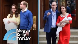 Expert Weighs In: Royal Baby Name Game | Megyn Kelly TODAY