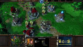 Focus(ORC) vs TH000(HU) - WarCraft 3 Frozen Throne - RN3532