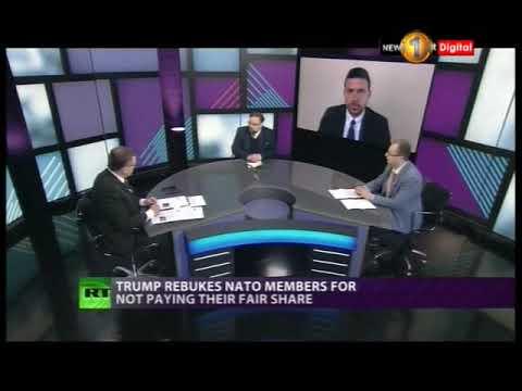 cross talk tv1 23rd  eng