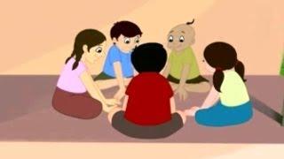 Hindi Rhymes | Akkad Bakkad | Children's Rhymes | HD