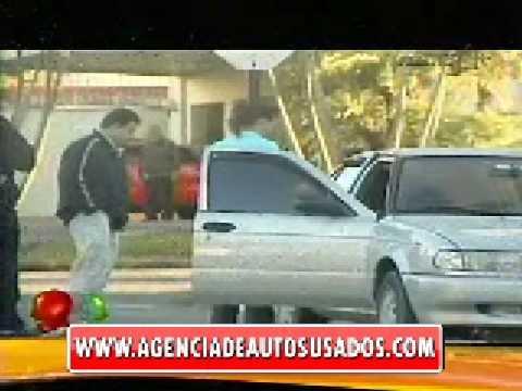 Camara indiscreta El Chinamo 2008 Costa Rica - El robo de carro