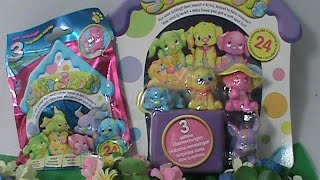 Soft Spot puppies  2 packs and blind bags Sad Spot