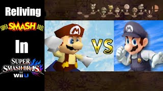 Reliving Super Smash Bros. 64 Classic Mode on the Wii U! (Nostalgia OVERLOAD) ~n64 stages