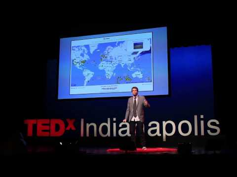 The Paper Town Academy: John Green at TEDxIndianapolis