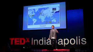 Paper Towns | John Green | TEDxIndianapolis