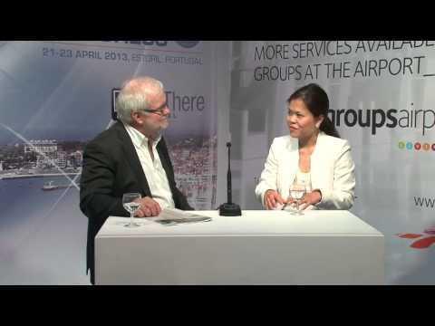 Elling Hamso interviews Huei Miin Choo (Singapore Tourism Board)