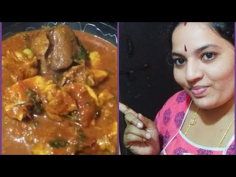 ###Taste## chikan Curry in Telugu## prepare  in chicken curry ***
