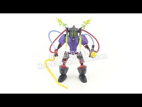 Hero Factory Voltix  review (Breakout wave 2)