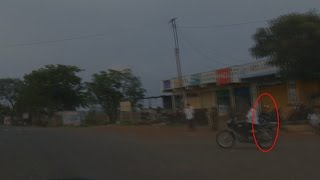 Real Ghost caught on Camera in Telangana - Real Ghost Videos in india - Real Scary Videos