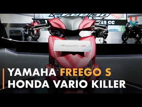 download lagu FIRST IMPRESSION | Kupas Tuntas Yamaha FreeGo S: Desain, Fitur, Fungsionalitas, hingga Konsumsi BBM gratis