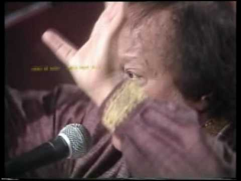 Part 2of 3 ► Nusrat Fateh Ali Khan ◄ Tum ik Gorakh Dhanda...