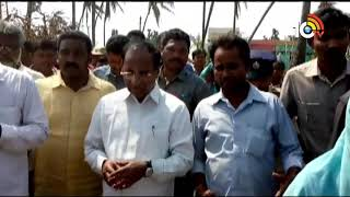 AP Assembly Speaker Kodela Siva Prasad visit Titli Affected Villages | Srikakulam