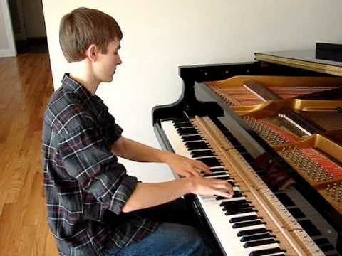 Sean Kingston Ft. Justin Bieber: Eenie Meenie Piano Cover video