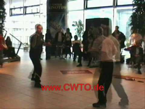 CWTO - Wing Tsun Demonstration 2 Image 1