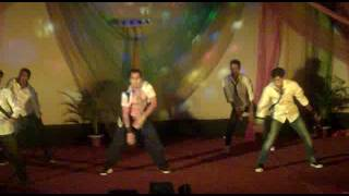 REDOY DANCE - Akaki mon aj nirobe...Group song