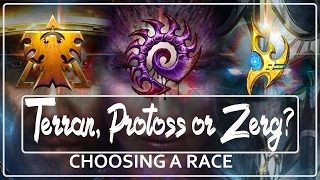 A Portal to StarCraft: Choosing a Race - Terran, Protoss or Zerg? (Episode 2)
